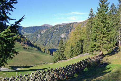 Padaun im Bergsteigerdorf Vals