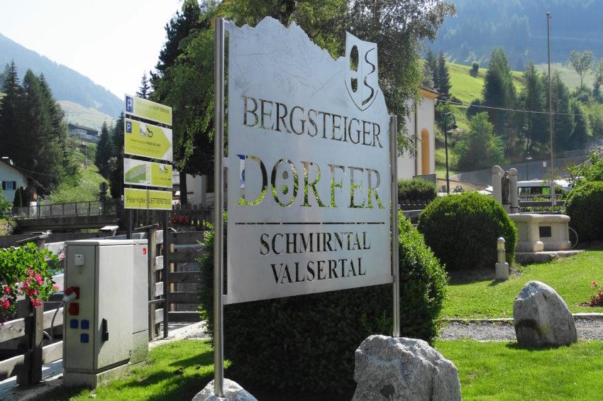 Wipptal Bergsteigerdorf St. Jodok