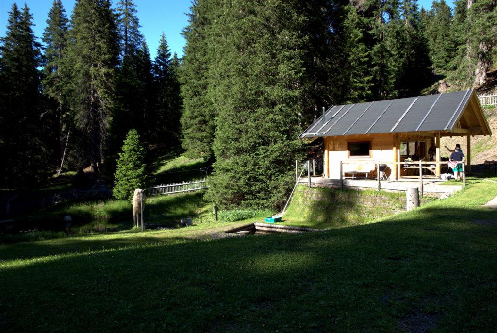 Walters Fischerhütte am Sattelberg, Gries, Wipptal