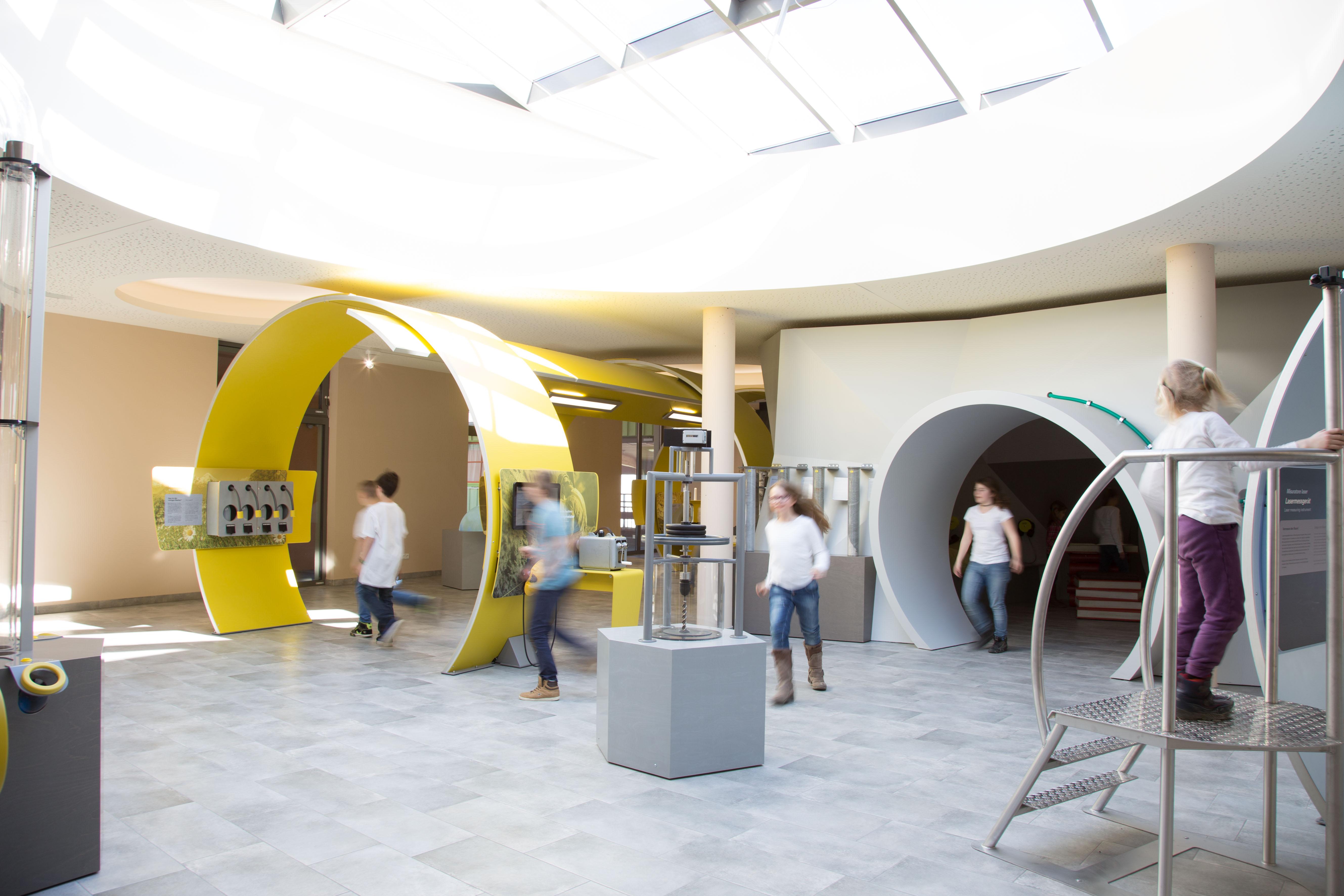 In den BBT Tunnelwelten in Steinach gibt es für Kinder viel zu sehen