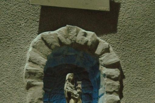 Hl. Barbara, Zufahrtstunnel Wolf, Wipptal