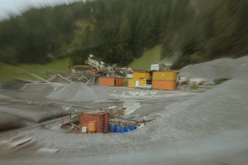 BBT Deponie Padastertal, Wolf, Wipptal