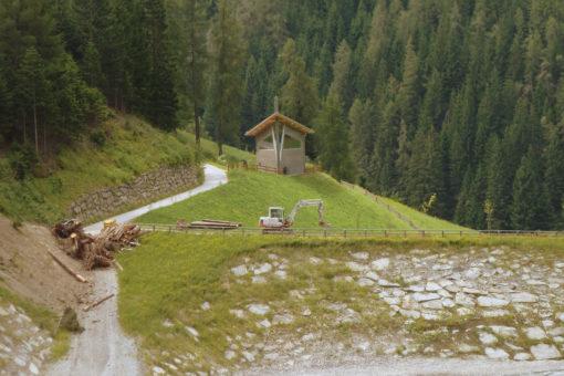 Wendelinkapelle am Eingang des Padastertals, Wipptal