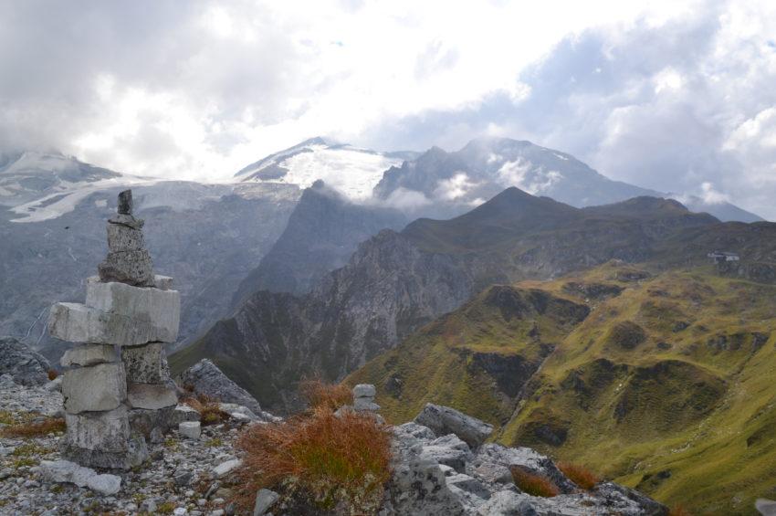 Hintertuxer Gletscher im Zillertal