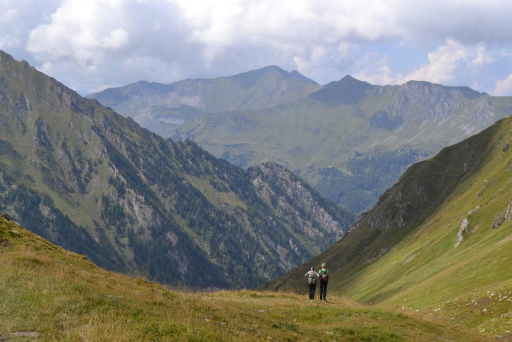 Stolze Berge und unendliche Weite im Schmirntal