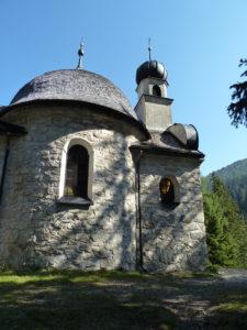 Kapelle Maria am See beim Obernberger See im Wipptal