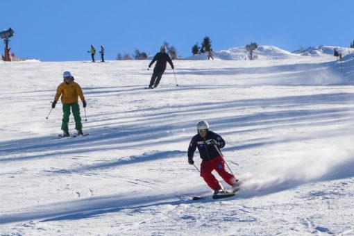 Skifahren vom Feinsten