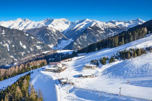 Skifahren Bergeralm