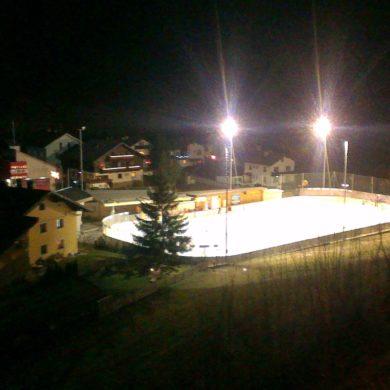 Eislaufen hat in St. Jodok Tradition