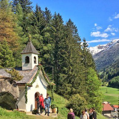 Die Wiedergeburt der Rumlich-Kapelle
