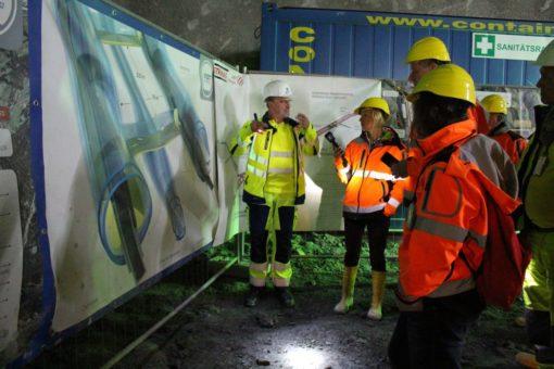 Erklärung Tunnelsystem Ahrental
