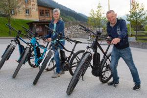 E-Bike-Verleih Navis