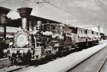 150 Jahre Brennerbahn – Ein Streifzug