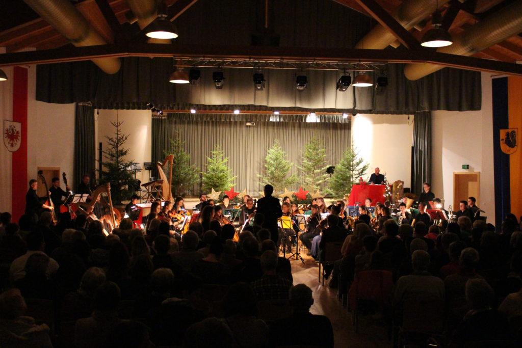 Orchester der Landesmusikschule Wipptal