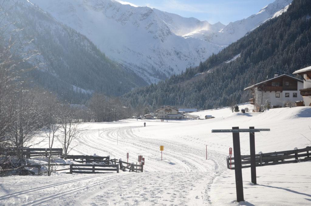 Winterwandern im Gschnitztal, Wipptal