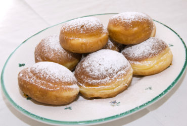 Carnival doughnuts – just like Grandma made