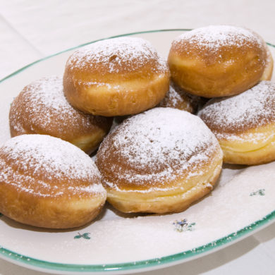 Carnival doughnuts – just like Grandma made