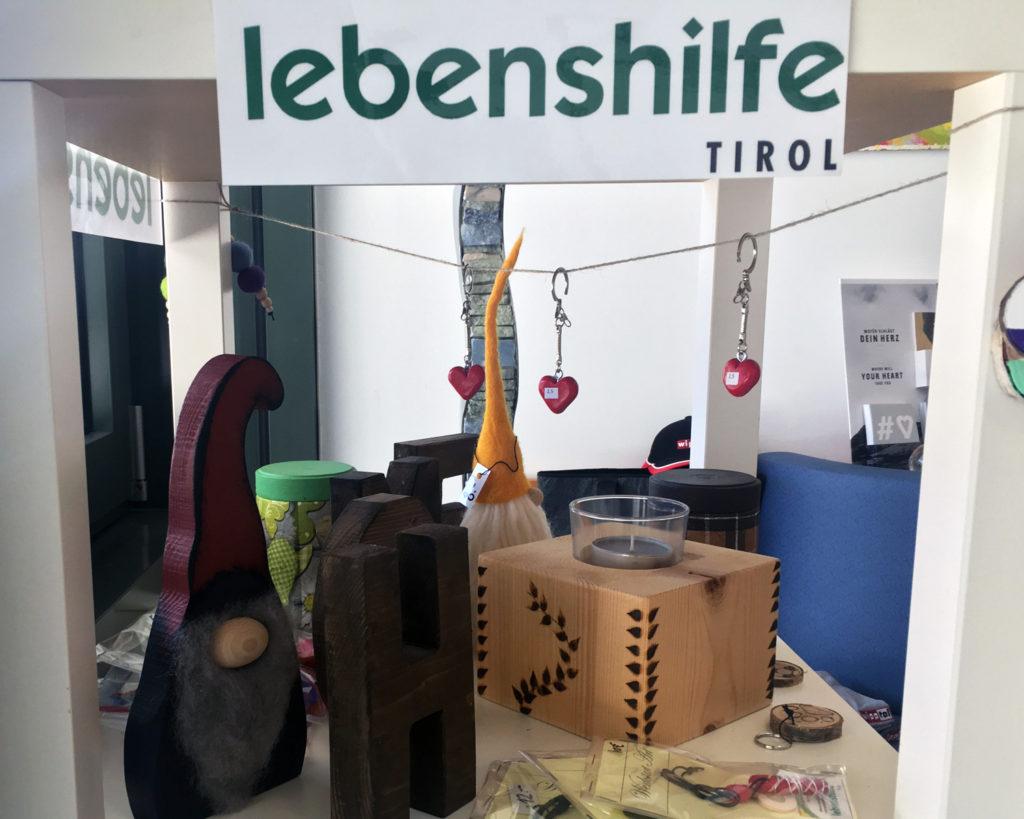 Produkte sind beim TVB Wipptal in Steinach erhältlich