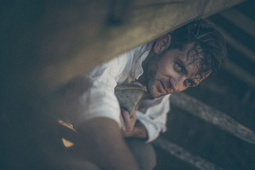 Schmuggler auf der Flucht (c) M. Kottersteger