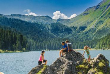 Aktiv- und Abenteuerwoche für Familien