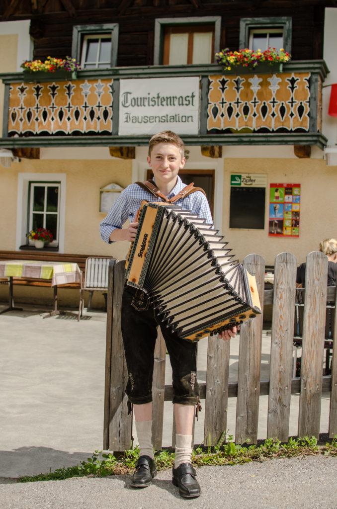 Musikalisches BergFrühstück in Vals