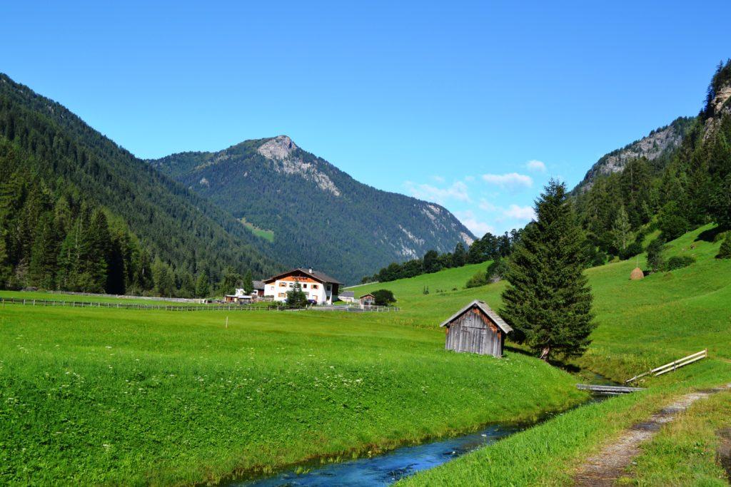 Wanderweg Vals