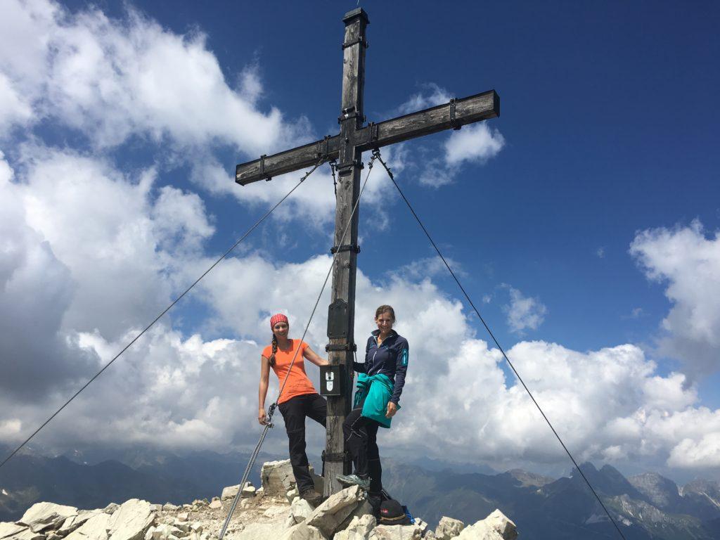 Berg Heil von der Kesselspitze