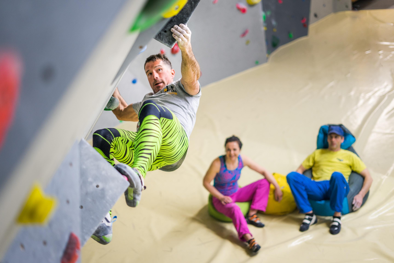Bouldern in action (c) K. Hörtnagl