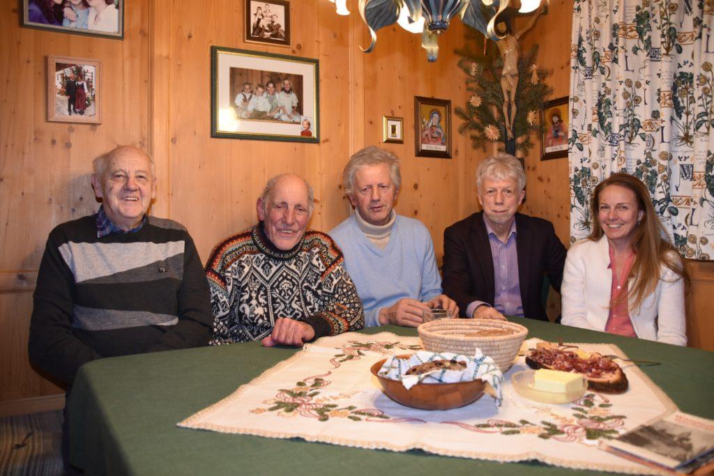 Rückblick auf 50 Jahre Loipe Gschnitz