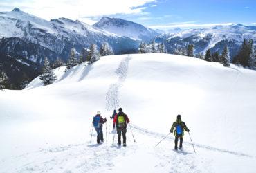 Tipps zum Schneeschuhwandern im Wipptal