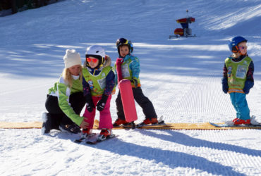 Gratis Skifahren lernen? Ja bitte!