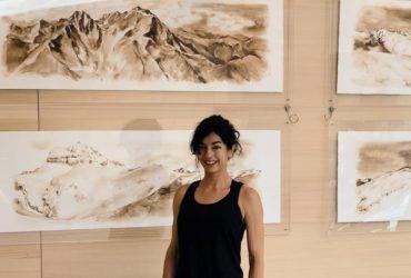 Berge designen – ein Künstlerportrait