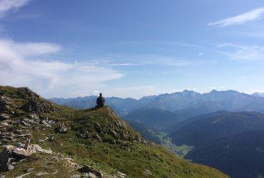 Eine Woche Grenzwanderung in Obernberg