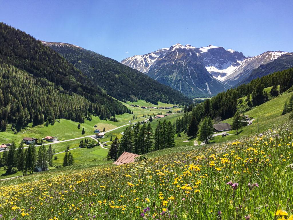 Obernberg Bergwiesen
