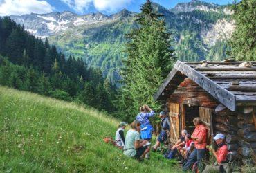 Die Schule der Alm im Bergsteigerdorf:sinnstiftend, authentisch, urtümlich