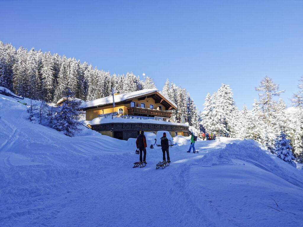 Nösslachhütte