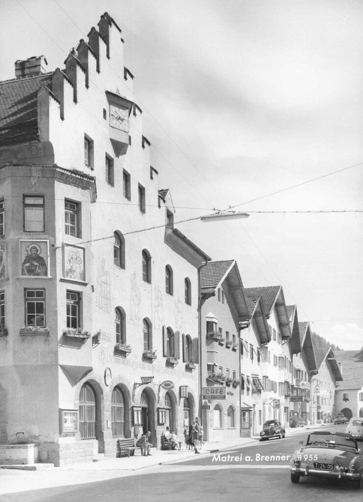 Rathaus Matrei am Brenner