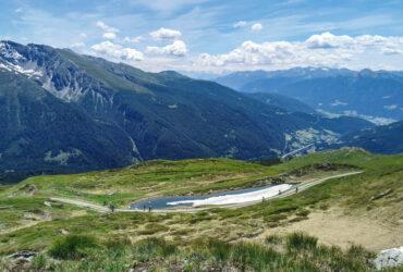 (E)Biken am Brenner Grenzkamm